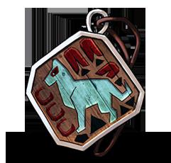 봉인된 동물 캐릭터 분양 메달 판매 안내