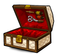 빈 인형 가방 보관함