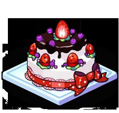 페스티벌 케이크 박스