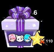 Re:제로 인형 가방의 선물 상자 x6